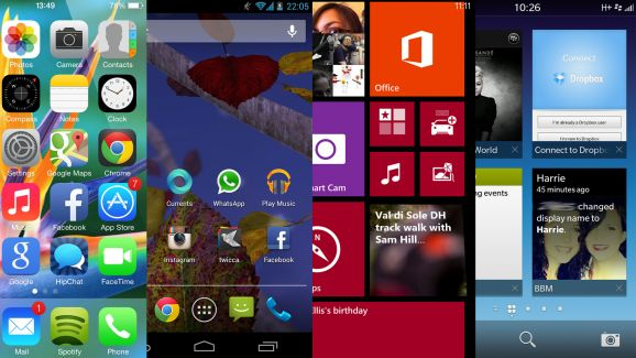 Poll: Best Mobile OS in 2014
