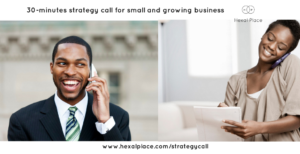 strategy call web banner