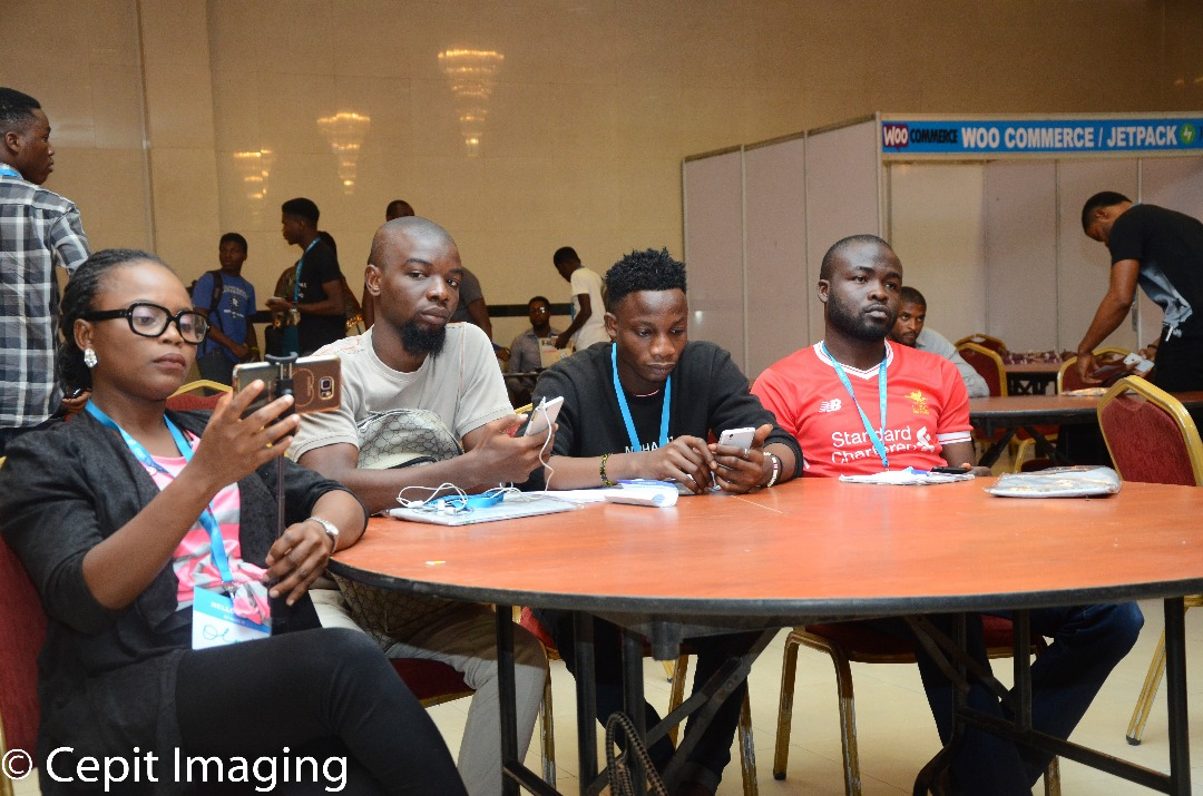 The Wordcamp Lagos Conference From My Lenses