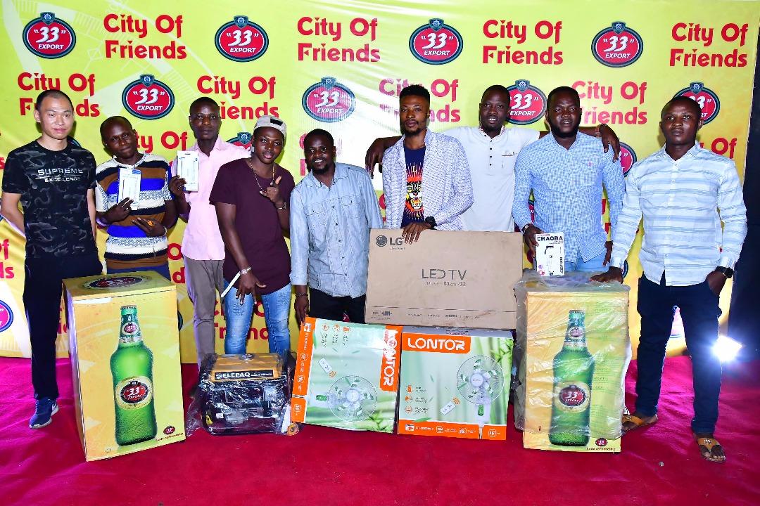City Of Friends Winners