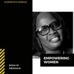 Busayo Obisakin - women empowerment
