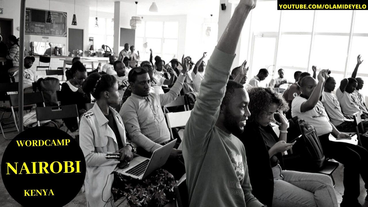 All You Need To Know About WordCamp Nairobi