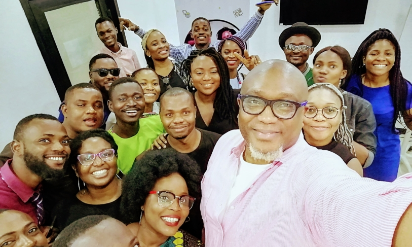 TakeAways From The Film Production Workshop With Mayowa Oluyeba