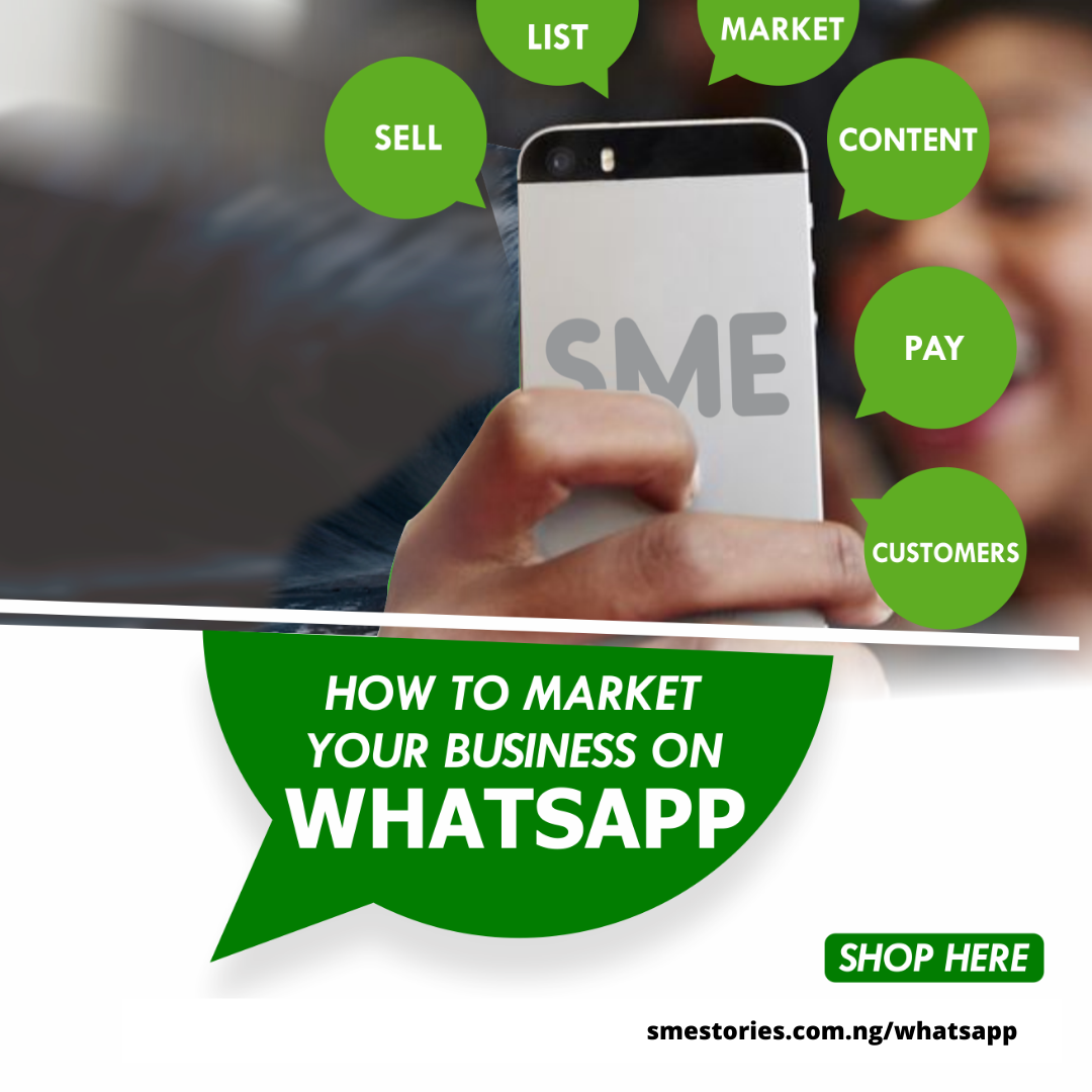 EBOOK LAUNCH: How To Market Your Business On WhatsApp